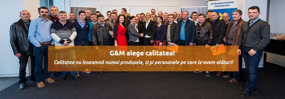 Colaboratorii si parteneriiG&M